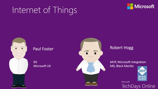 Internet of Things - TechDays Online 2015