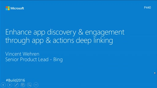 Enhance App Discovery & Re-Engagement Through App & Actions Deep Linking