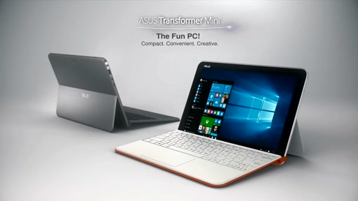 Meet the New ASUS Transformer Mini – a Small but Serious Triple Threat