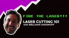 The Maker Show: Mini - Learning how to Laser Cut