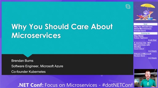 Why You Should Care About Microservices