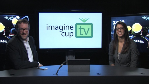 Imagine Cup TV Episode 003: New Gadgets, Amazing IC Grants Winners, and Azure, Azure, Azure!