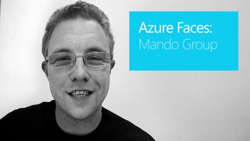 Windows Azure Faces - MandoGroup