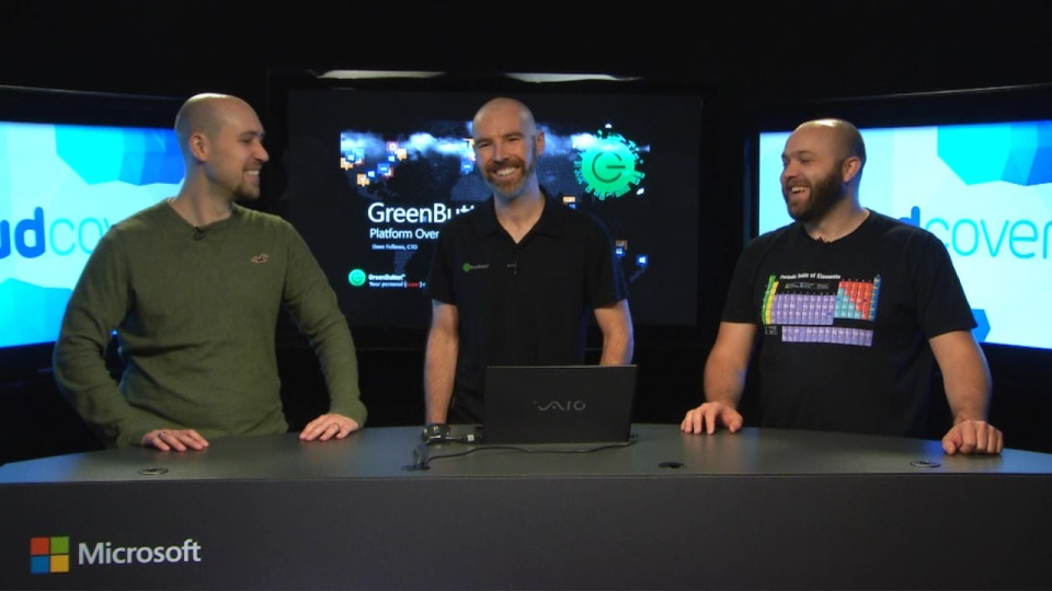 Episode 134: GreenButton Cloud Fabric, Mission Control and SDK with Dave Fellows