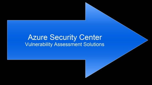 Azure Security Center VA Solutions