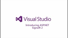 ​Introducing ASP.NET SignalR 2