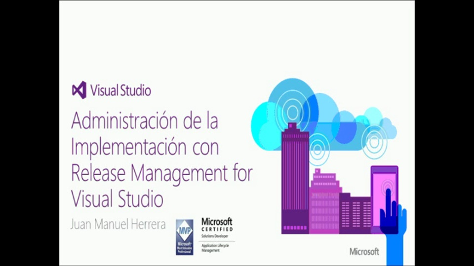 Administración de la Implementación con Release Management for Visual Studio
