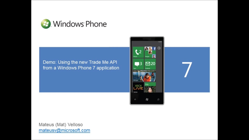 Our Site Ready with Application for Windows Phone