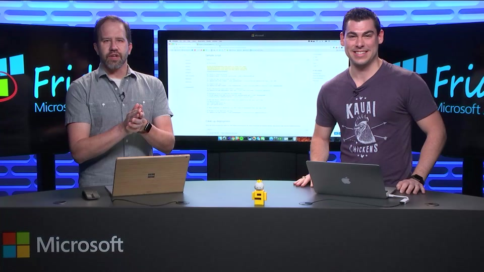 Build and Deploy Web Apps from Azure CLI 2.0