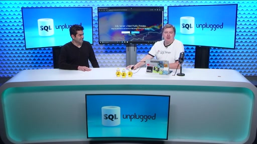 SQL Unplugged - November 2016 Edition