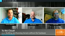 (Part 6) To the Cloud! Building and Running Servers without the Hardware