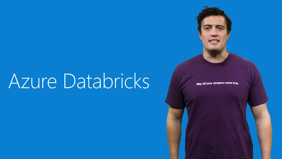 Get high-performance streaming analytics with Azure Databricks