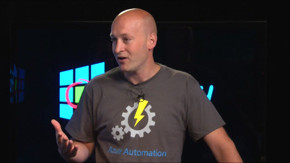 Azure Automation 101 with PowerShell and Eamon O'Reilly