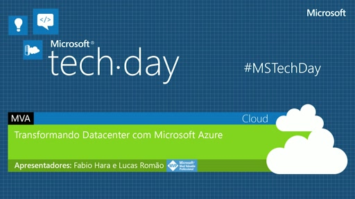 Transformando Datacenter com Microsoft Azure