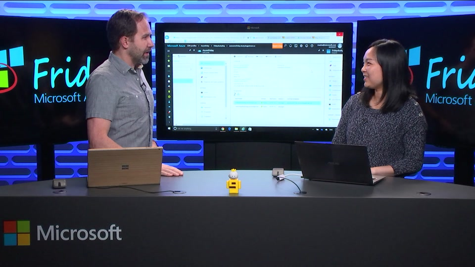 Custom Domain HTTPS Support with Azure CDN