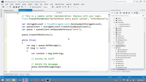 Azure Queues 101 - Basics of Queues with Mark Simms