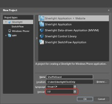 Creating a Shuffleboard Game using Silverlight