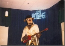 The King by Chuck E. Cheese