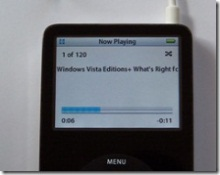 Synthesized Podcasts for your Zune and iPod using SAPI