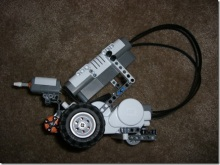 Microsoft Robotics Studio and Lego Mindstorms NXT