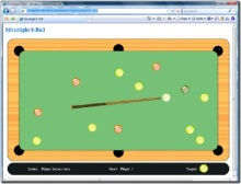 Silverlight 8-Ball