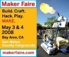 Maker Faire 2008 – This weekend!