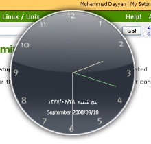I've always wanted to make a clock in WPF