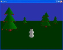Ask the ZMan: A Holiday Screen Saver with DirectX, Part 3