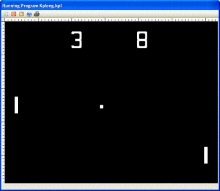 Kid's Programming Language: Pong!