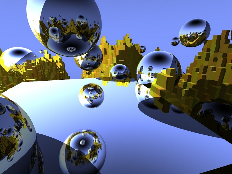 Building In Ray Tracing In Game Engine