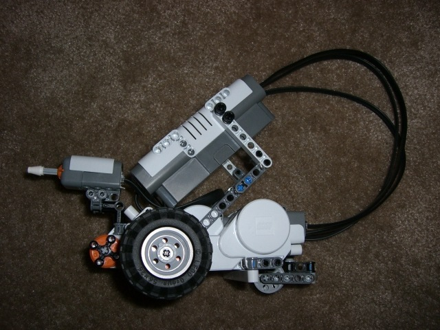 Microsoft Robotics Studio And Lego Mindstorms Nxt Coding4fun