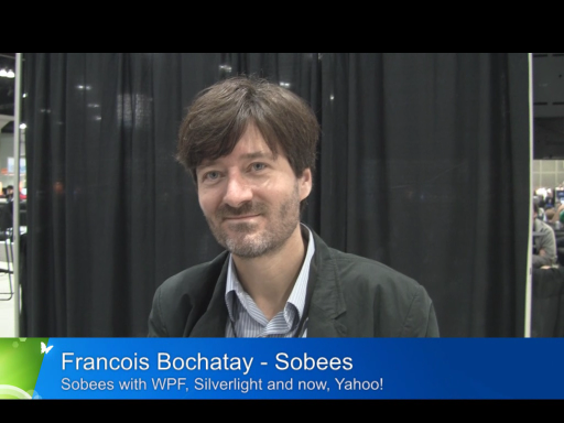 Pete at PDC09: The Sobees Social Client, WPF, Silverlight and Yahoo!