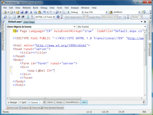 MSDN TV - Publicera ASP.NET med Visual Studio 2008