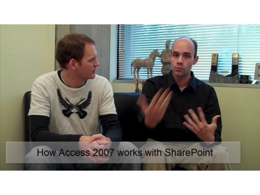 The Access Show: Client performance improvements against SharePoint lists