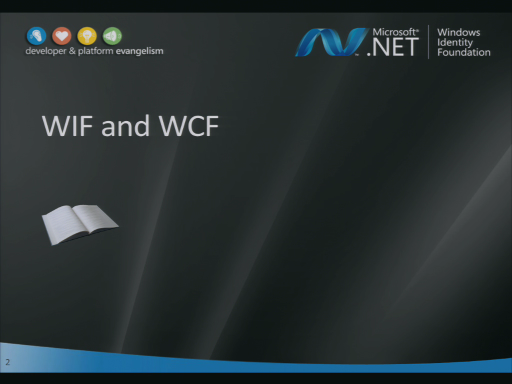 WIF Workshop 7: WIF and WCF