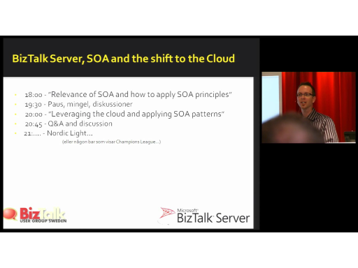 BizTalk Server, SOA and the Shift to the Cloud (1/2)
