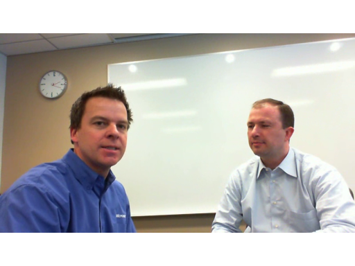 Gunther Lenz, ISV Architect Evangelist at Microsoft, chats with Guy Mounier, CTO at BA-Insight