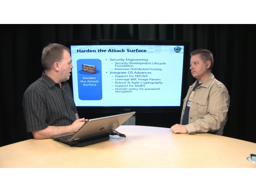 Security Talk Series: Using the SDL in Office 2010