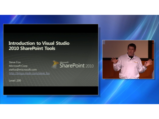 Visual Studio 2010 SharePoint Development Tools Overview