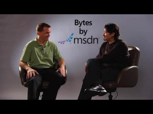 Bytes by MSDN: Loke Uei Tan and Rob Cameron discuss the Mobile Platform