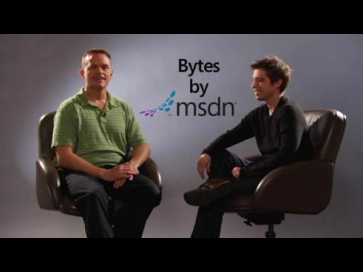 Bytes by MSDN: Page Brooks and Rob Cameron discuss Silverlight Development for Windows Phone