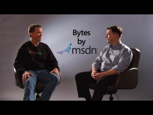 Bytes by MSDN: Todd Brix and Rob Cameron discuss Windows Marketplace