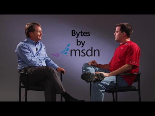 Bytes by MSDN: David Yack and Tim Huckaby discuss Silverlight Training & XRM