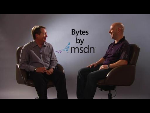 Bytes by MSDN: John Papa and Tim Huckaby discuss Silverlight 4