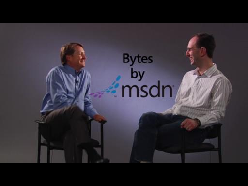 Bytes by MSDN: Scott Guthrie and Tim Huckaby discuss new Silverlight 4 features & .NET 4