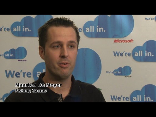 REMIX10 - Interview: Maarten De Meyer on Windows Phone 7 Games