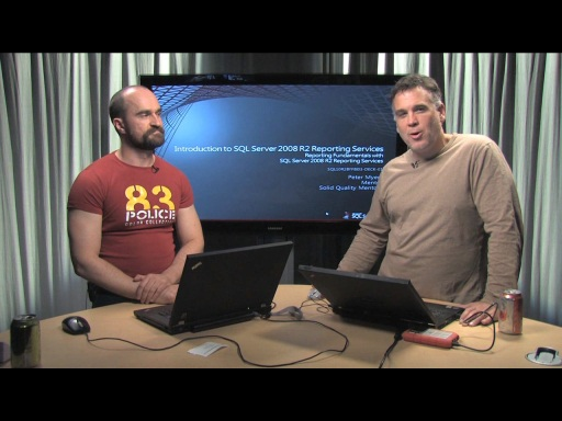 Presentation: Reporting Fundamentals with SQL Server 2008 R2 Reporting Services