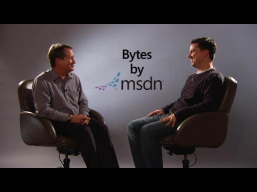 Bytes by MSDN: Tim Heuer and Tim Huckaby discuss Silverlight 4 Announcements