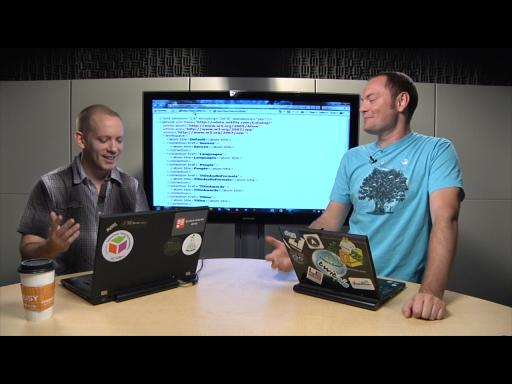 Web Camps TV #2 - OData Overview with Jonathan Carter