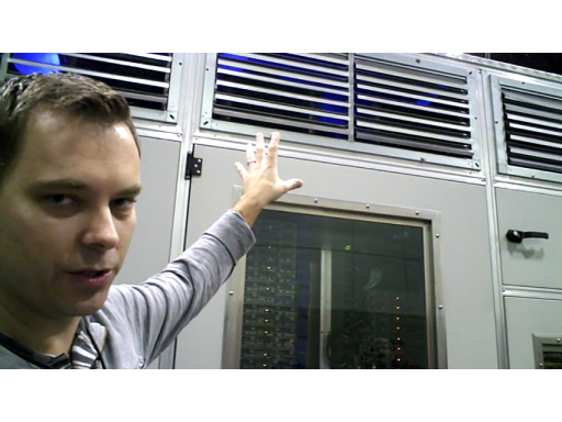 Hanselminutes on 9 - Guided Tour inside the Windows Azure Cloud with Patrick Yantz